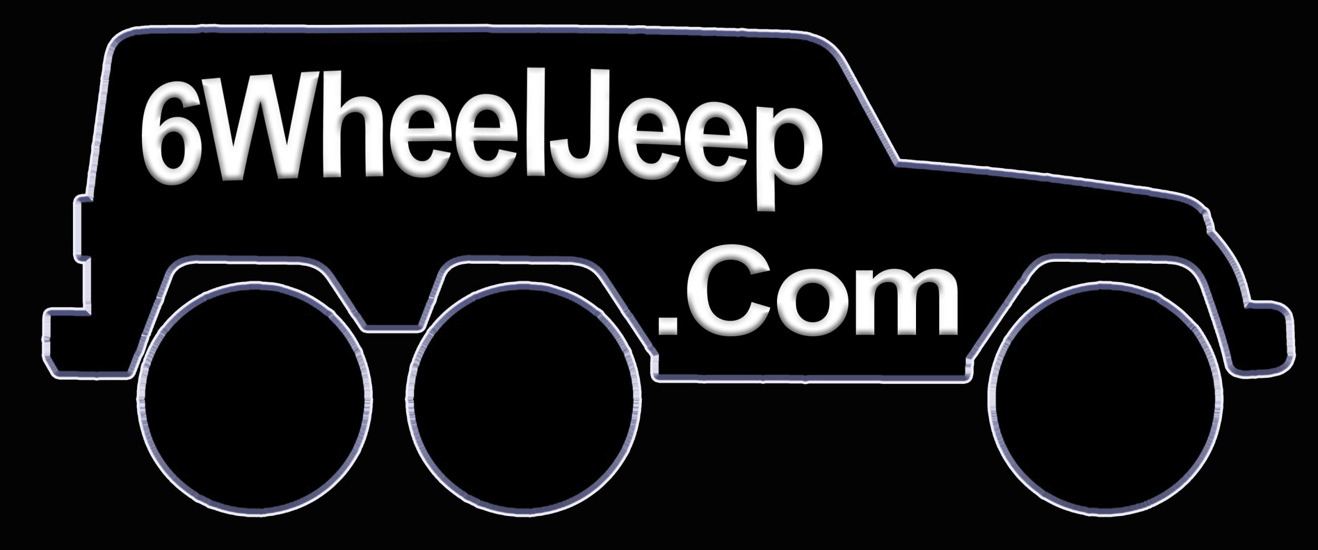 6 Wheel Jeep